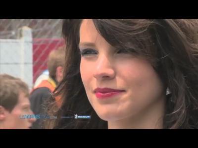 24H du Mans 2011 - le Départ