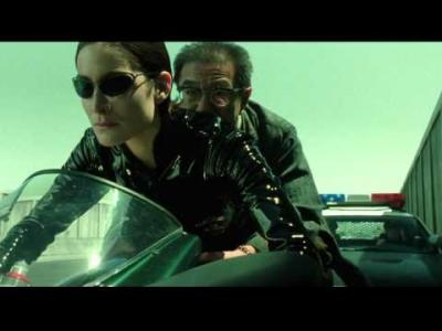 #5 Matrix Reloaded | Larry et Andy Wachowski (2003)