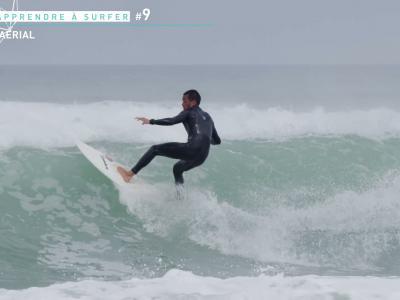Coach surf #9 - L'Aerial