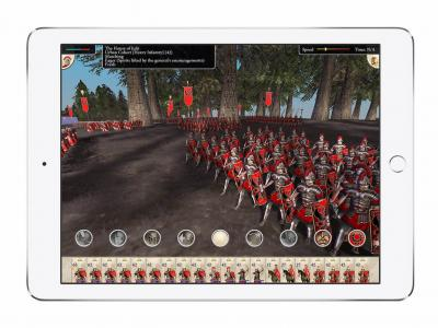 Rome : Total War - trailer de gameplay de la version iPad