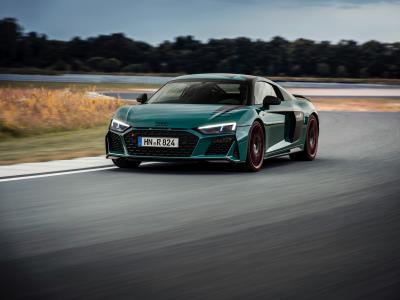 Audi R8 Green Hell : l'édition limitée en vidéo