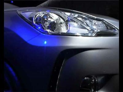 Reportage Citroën DS3 Inside