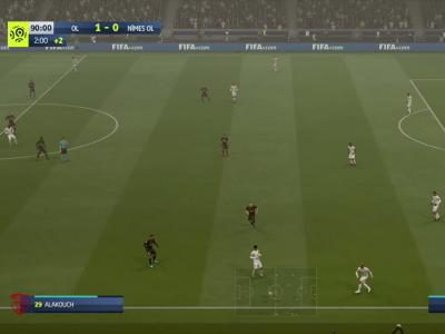 OL - Nîmes Olympique : notre simulation FIFA 20 (L1 - 31e journée)