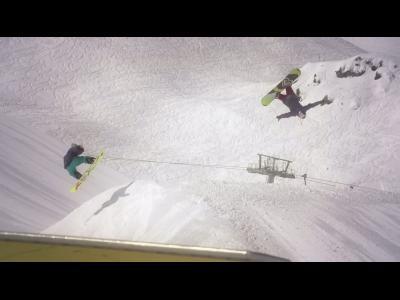 Roxy, c'est reparti pour une saison de ski