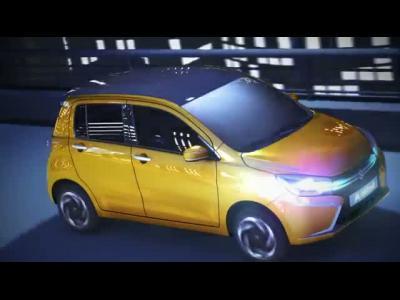 Le concept Suzuki A-Wind en vidéo