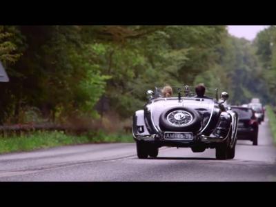 Retour en vidéo sur les étoiles du concours d'élégance de Chantilly