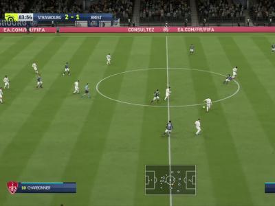 Strasbourg - Brest : notre simulation FIFA 20 (L1 - 33e journée)