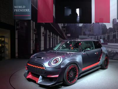 Francfort 2017 : Mini John Cooper Works GP Concept