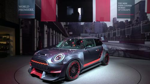 Francfort 2017 : Mini John Cooper Works GP Concept