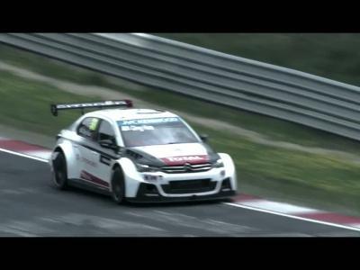 Sébastien Loeb s'attaque au Nürburgring!