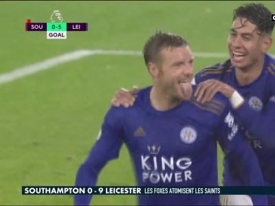 Southampton - Leicester : le résumé et les buts de la rencontre