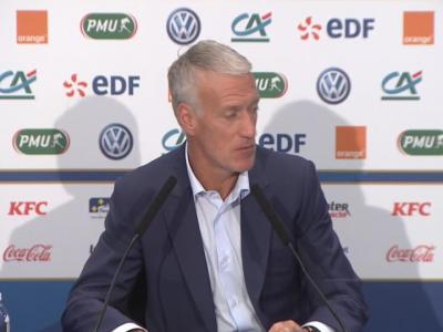 Équipe de France - Deschamps salue les performances de Ben Yedder