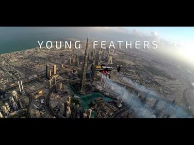 Jetman à Dubai