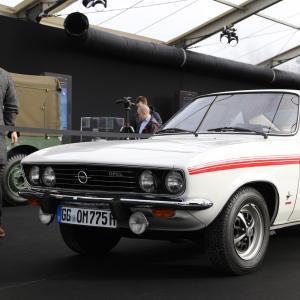 Opel Manta : la légende allemande au FAI 2020