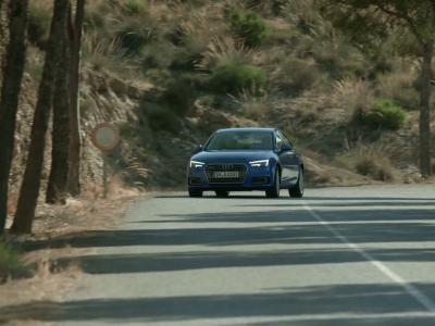 Essai Audi A4 TDI 218 ch