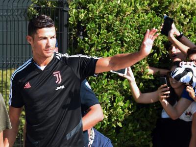 Tottenham - Juventus : premier but de la saison pour Cristiano Ronaldo !