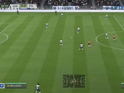AJ Auxerre - FC Lorient : notre simulation FIFA 20 (L2 - 36e journée)