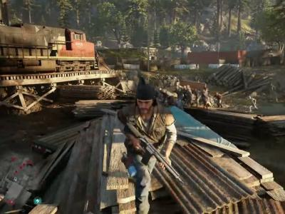 Days Gone : démo de gameplay de l'E3 2017