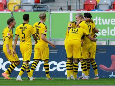 Bundesliga : Haaland retarde le sacre du Bayern