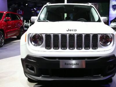 Mondial Auto 2014 : Jeep Renegade