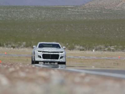 Chevrolet Camaro ZL1: un compromis à 640 ch