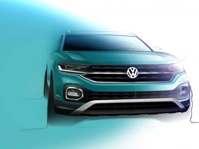 Volkswagen T-Cross : suivez la présentation vidéo du petit SUV en direct