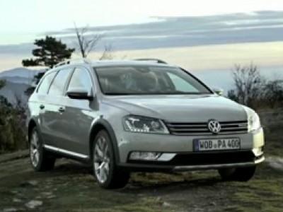 Essai Volkswagen Passat Alltrack 2.0 TDI 140 ch 4MOTION