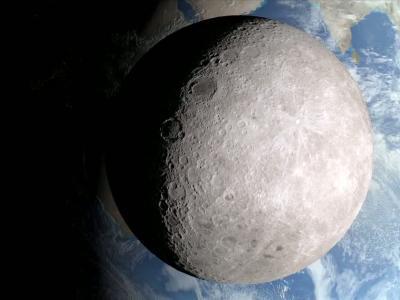 La face cachée de la lune en vidéo