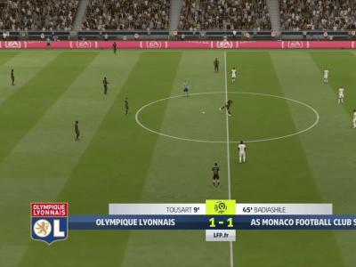 Olympique Lyonnais - AS Monaco : notre simulation FIFA 20 (L1 - 34e journée)