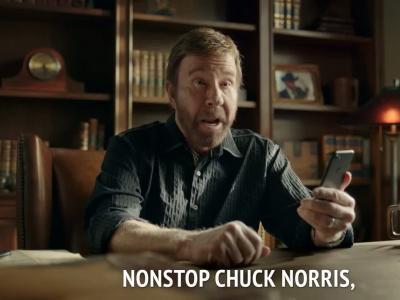 Nonstop Chuck Norris : le trailer du jeu mobile dédié à Chuck Norris (VOST)