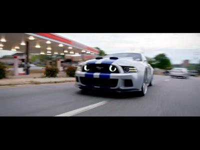 Vidéos : Need for Speed : Ford Mustang
