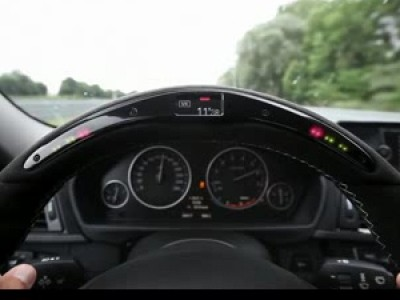 Le volant M Performance de BMW