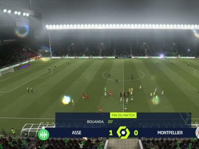 ASSE - MHSC : notre simulation FIFA 21 (L1 - 9e journée)