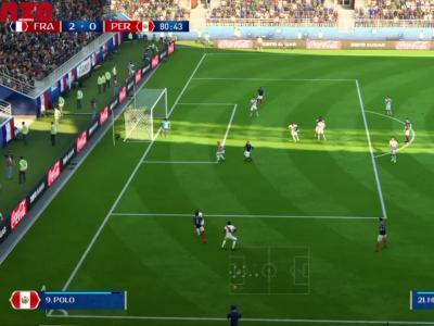 France - Pérou : notre simulation sur FIFA 18