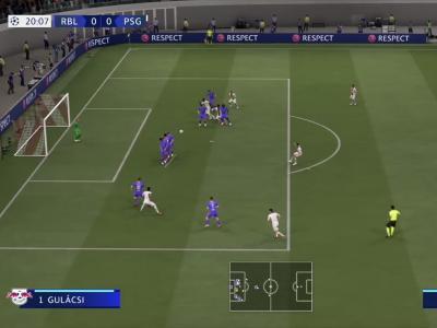 RB Leipzig - PSG : notre simulation FIFA 21 (3ème journée - Ligue des Champions)