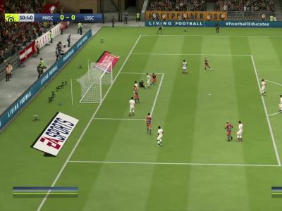 Montpellier HSC - LOSC : résumé et buts (L1 - 31e journée)
