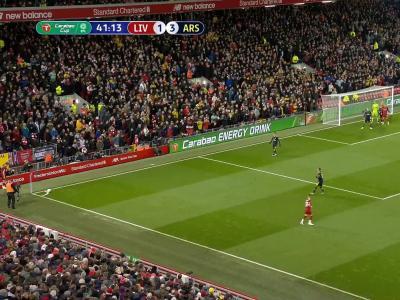 Liverpool - Arsenal : le résumé et les buts du match