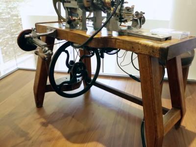 Emmanuel Breguet raconte… #2 Le guillochage