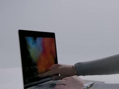 Microsoft Surface Laptop : vidéo officielle de présentation (VO)