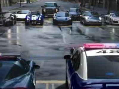 Need For Speed Most Wanted : la première pub