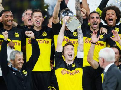 Supercoupe d'Allemagne : Dortmund triomphe devant le Bayern !