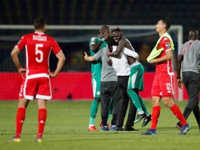 CAN 2019 : le résumé et le but de Sénégal - Tunisie