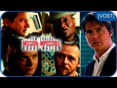 L'équipe au complet | Mission:Impossible Rogue Nation