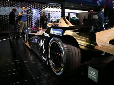 Mondial de l'Auto 2018 : la DS E-Tense 2019