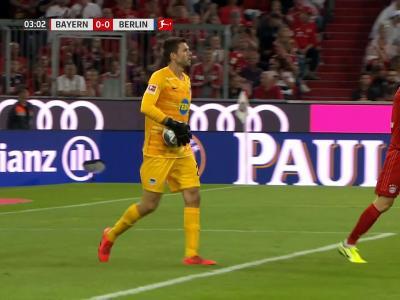 Bayern Munich - Hertha BSC : le résumé et les buts de la rencontre