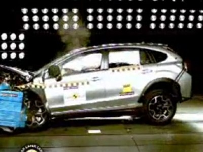 Crash Tests : Subaru XV