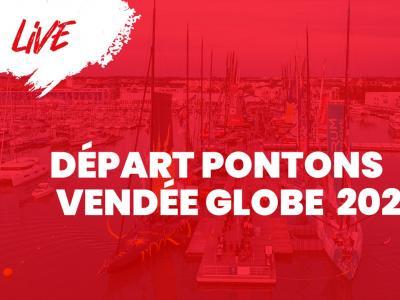 Live Vendée Globe 2020