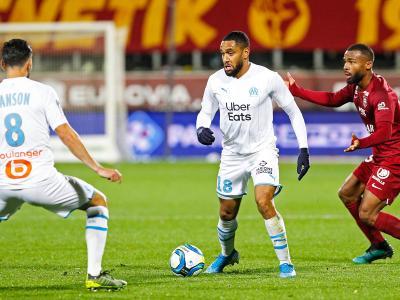 OM - FC Metz sur FIFA 20 : résumé et buts (L1 - 37e journée)