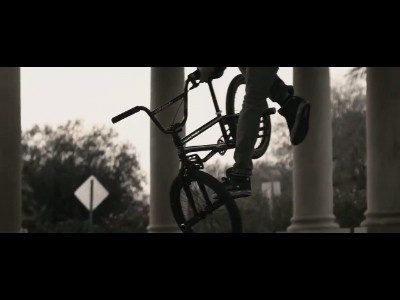BMX en Slow Motion avec Terry Adams