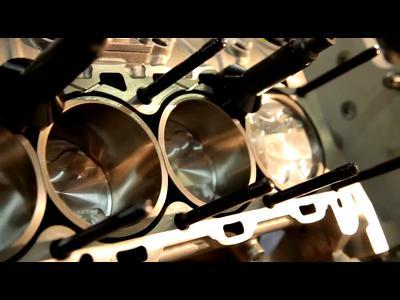 Les secrets de la Lamborghini Aventador